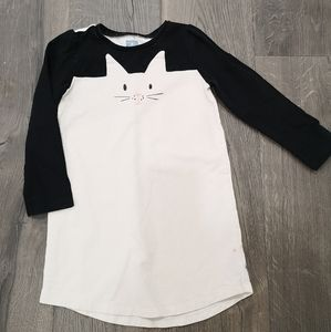 🆕Gap 5T kitty dress